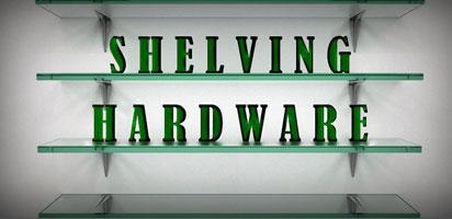 SHELVING HARDWARE