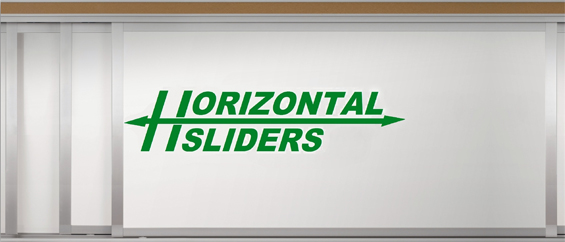 Horizontal Sliders