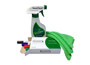 Variety Pack- Cleaner & Cloth