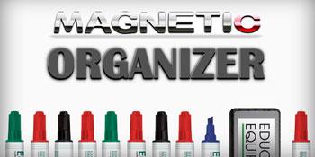 MAGNETIC ORGANIZER