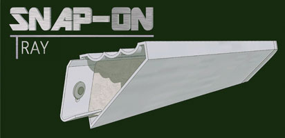 SNAP-ON TRAY
