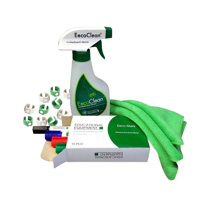 Magnetic Variety Pack- Cleaner/Cloth