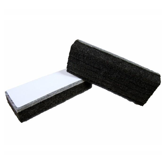 4-Pack, EecoClean Felt Erasers