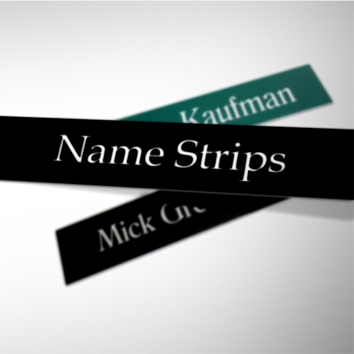 Name Strips