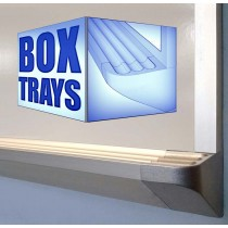 Box Trays - By Lineal Feet